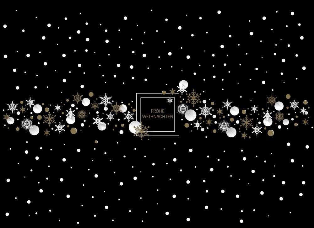 Produktlinie soschoenanders littlestars schwarze Geschenkverpackung mit weihnachtlichen Highlights